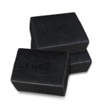 Black Charcoal Organic Natural Soap