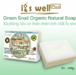 Green Snail Organic Natural Soap