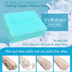 Cooling Organic Natural Soap